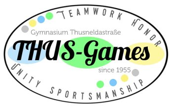 THUS Games Logo